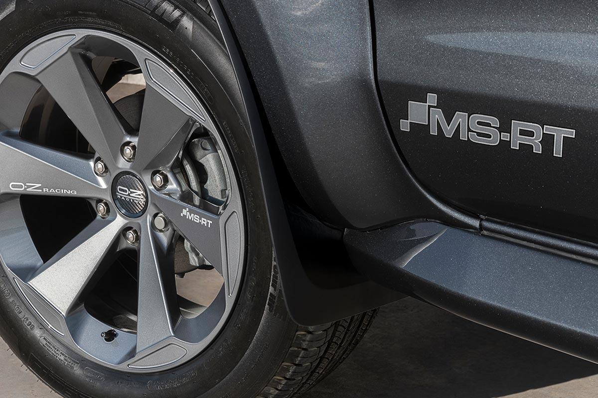 "New 20"" exclusive Anthracite OZ Racing alloys with premium tyres"