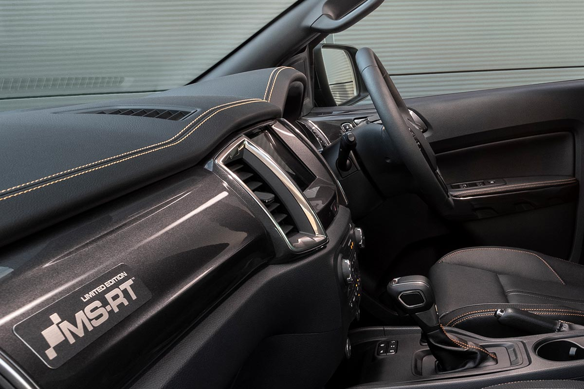 A premium infotainment pack with sat nav and a reversing camera